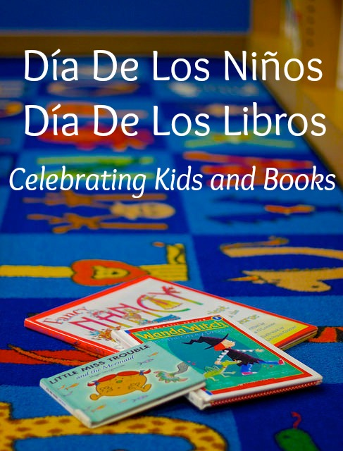 Dia de los niños is a celebration of children, literacy and language.