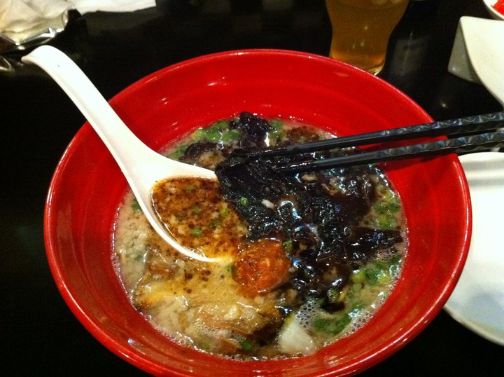 Sumptuous Singapore ramen from the world famous Ippudo.