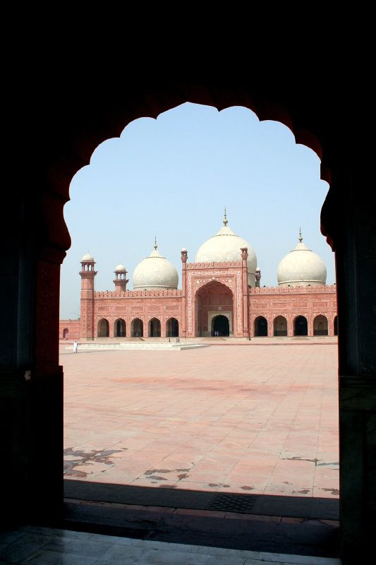 Moghal architecture in the city of Lahore, Around Pakistan in 10 Fun Facts