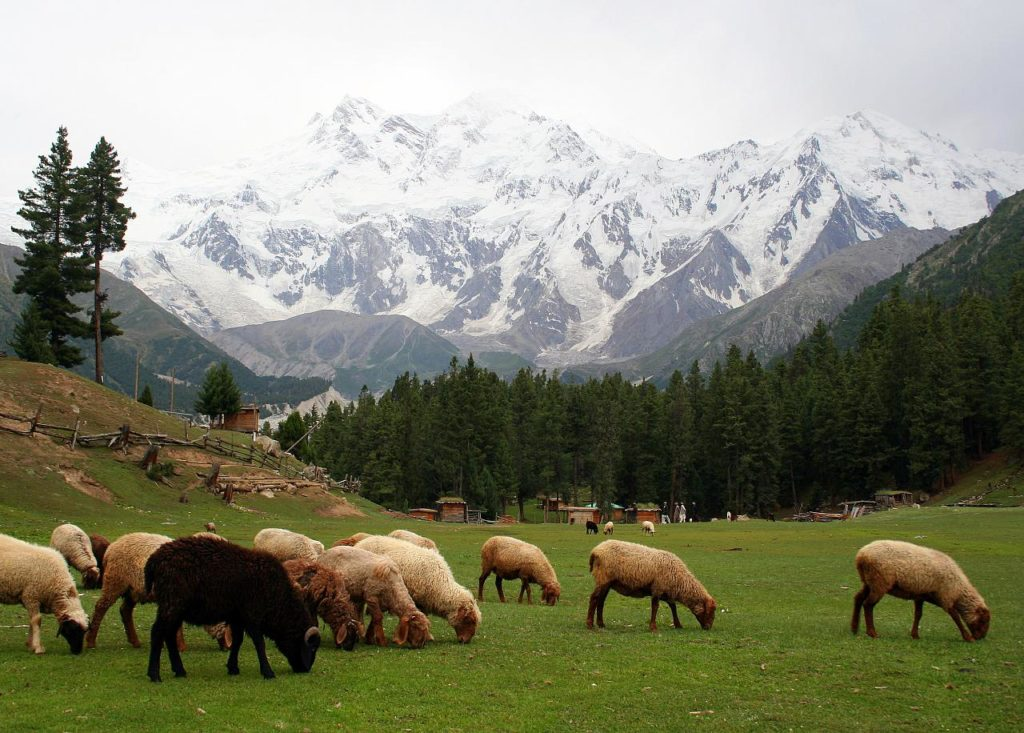 the most beautiful northern mountain ranges of Pakistan, Around Pakistan in 10 fun facts