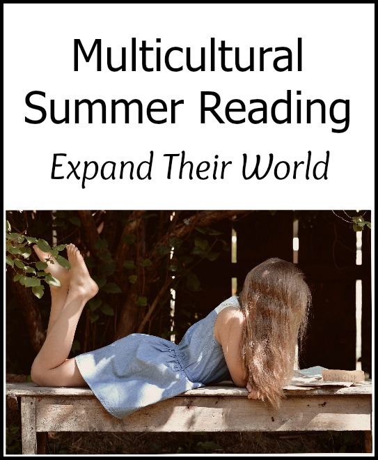 Multicultural summer reading is an opportunity to learn about other cultures and countries.