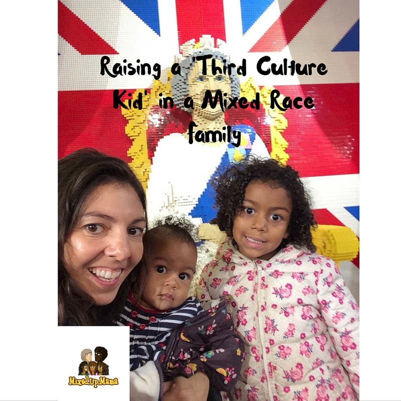 This article explores the joys and challenges of raising a third culture kid in a mixed race family.