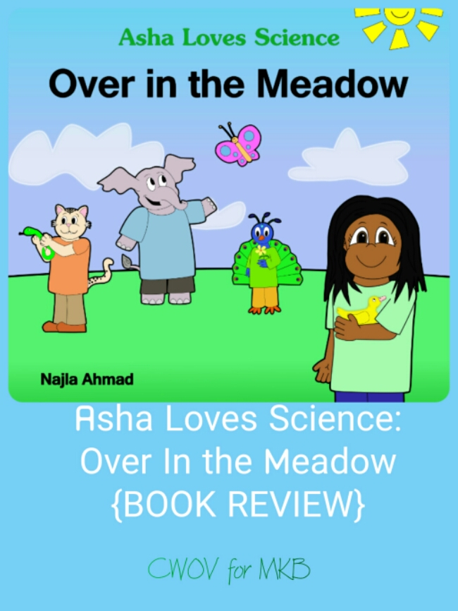 Multicultural STEM for Kids: Asha Loves Science {Book Review}