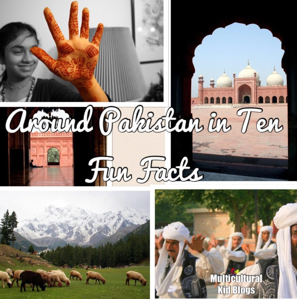 Around Pakistan in Ten Fun Facts!