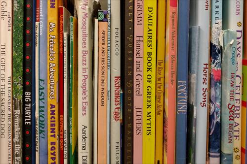 mkb multicultural classroom -books-mcenaney