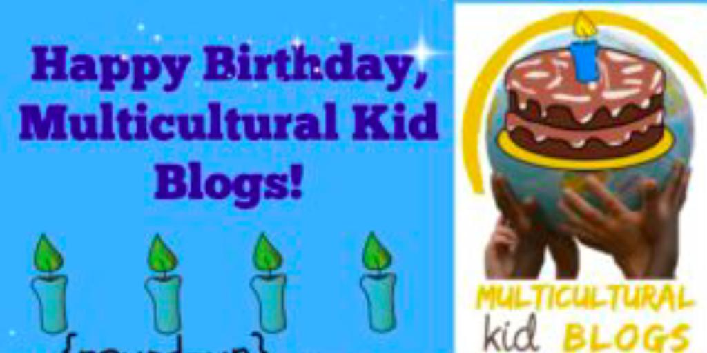 Blogiversary: Celebrating 4 Years
