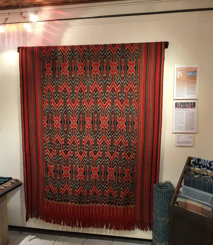 Commissioned Weavings for Threads of Life