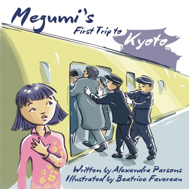 Review of Megumi's First Trip to Tokyo, bilingual counting book about Japanese culture