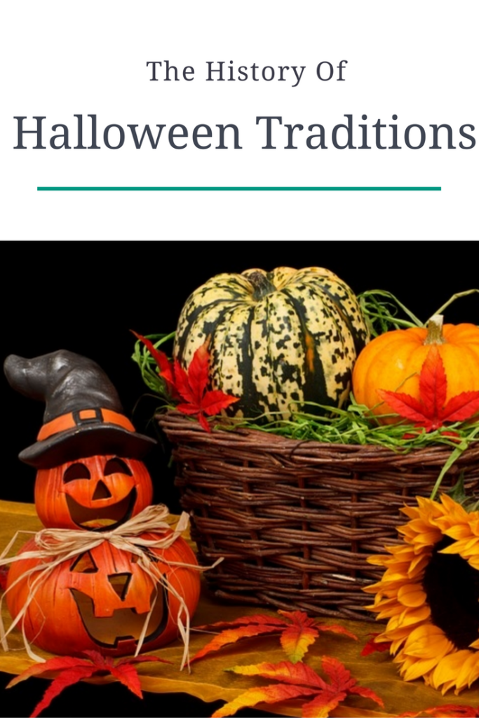 the history of halloween traditions