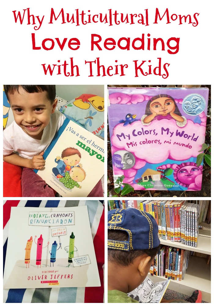 Why Multicultural Moms Love Reading with Their Kids | Multicultural Kid Blogs