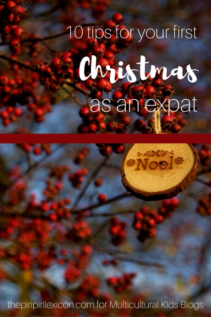 10 tips for your first expat Christmas