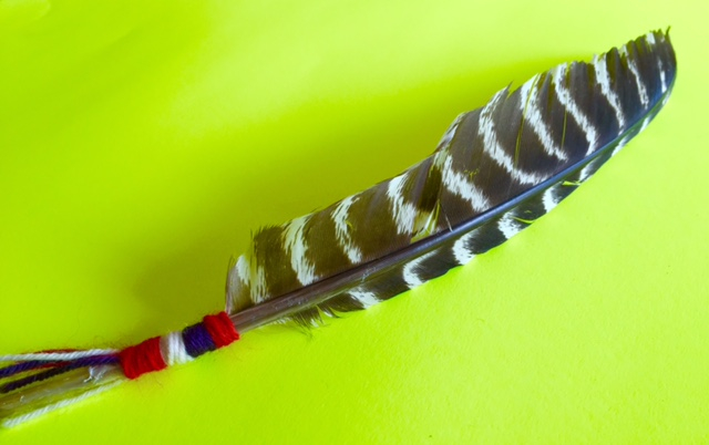 The Talking Feather: A Powerful Tool For Learning To Listen