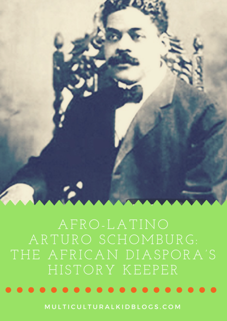Afro-Latino Arturo Schomburg: The African Diaspora's History Keeper