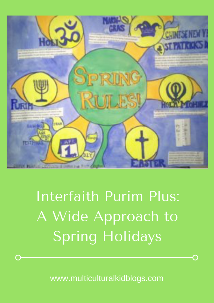 Interfaith Purim Plus: A Wide Approach to Spring Holidays
