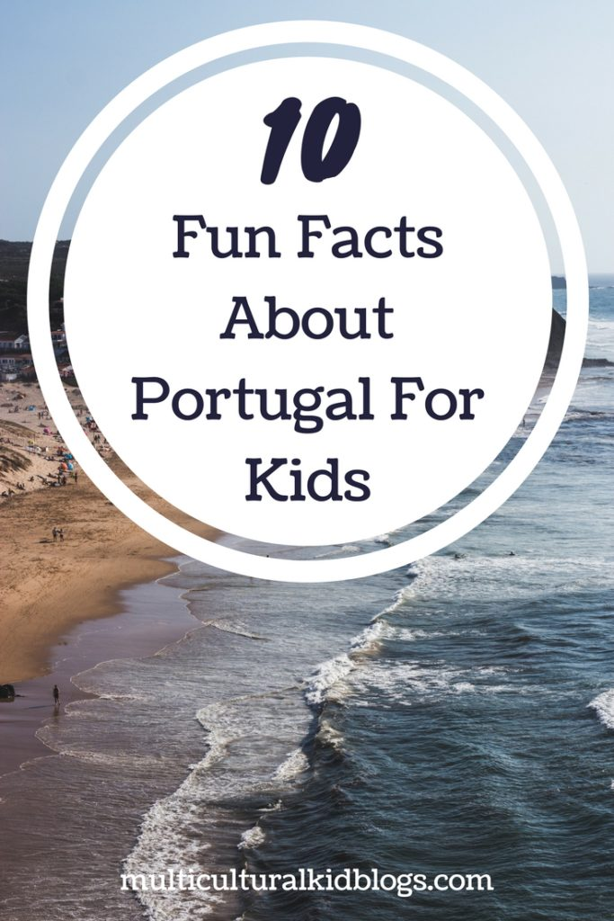 Fun facts about Portugal for Kids