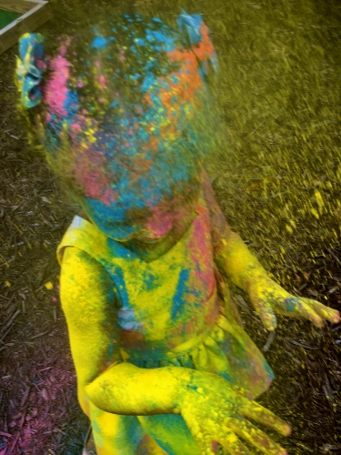 Growing Up Gupta - Holi