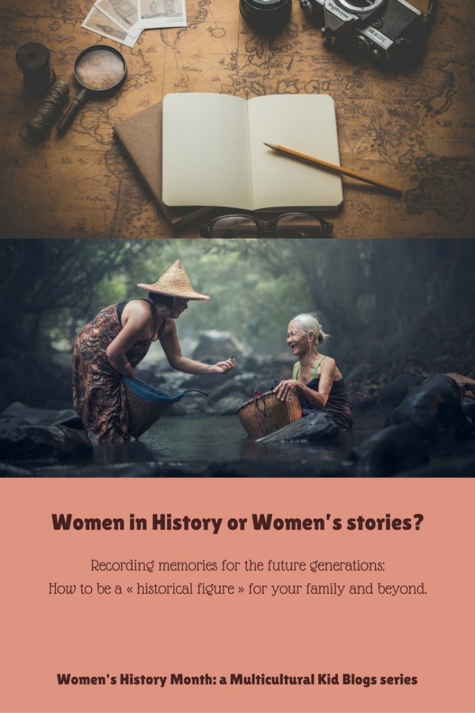 Women's History Month: Women's History or Women stories