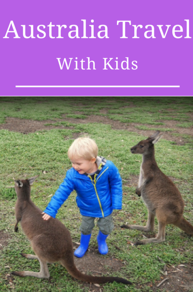 Australia Travel With Kids