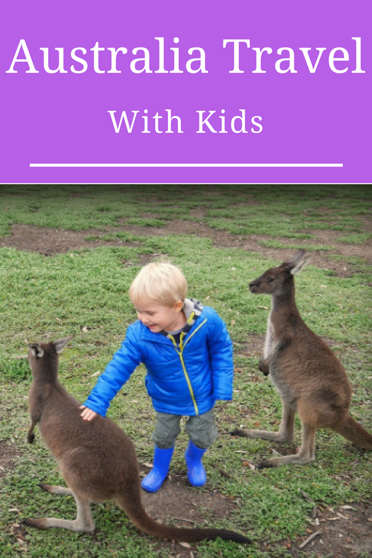 Australia Travel With Kids | Multicultural Kid Blogs