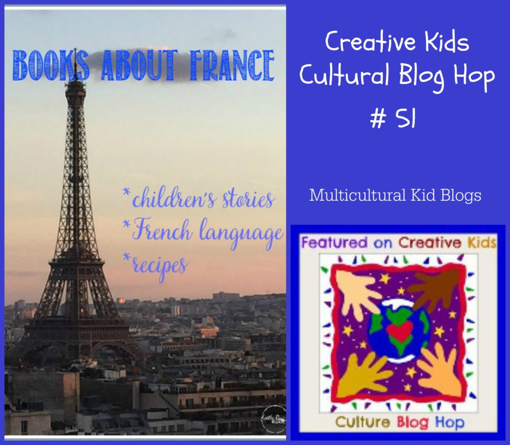 Creative Kids Cultural Blog Hop #51 (May 2017)
