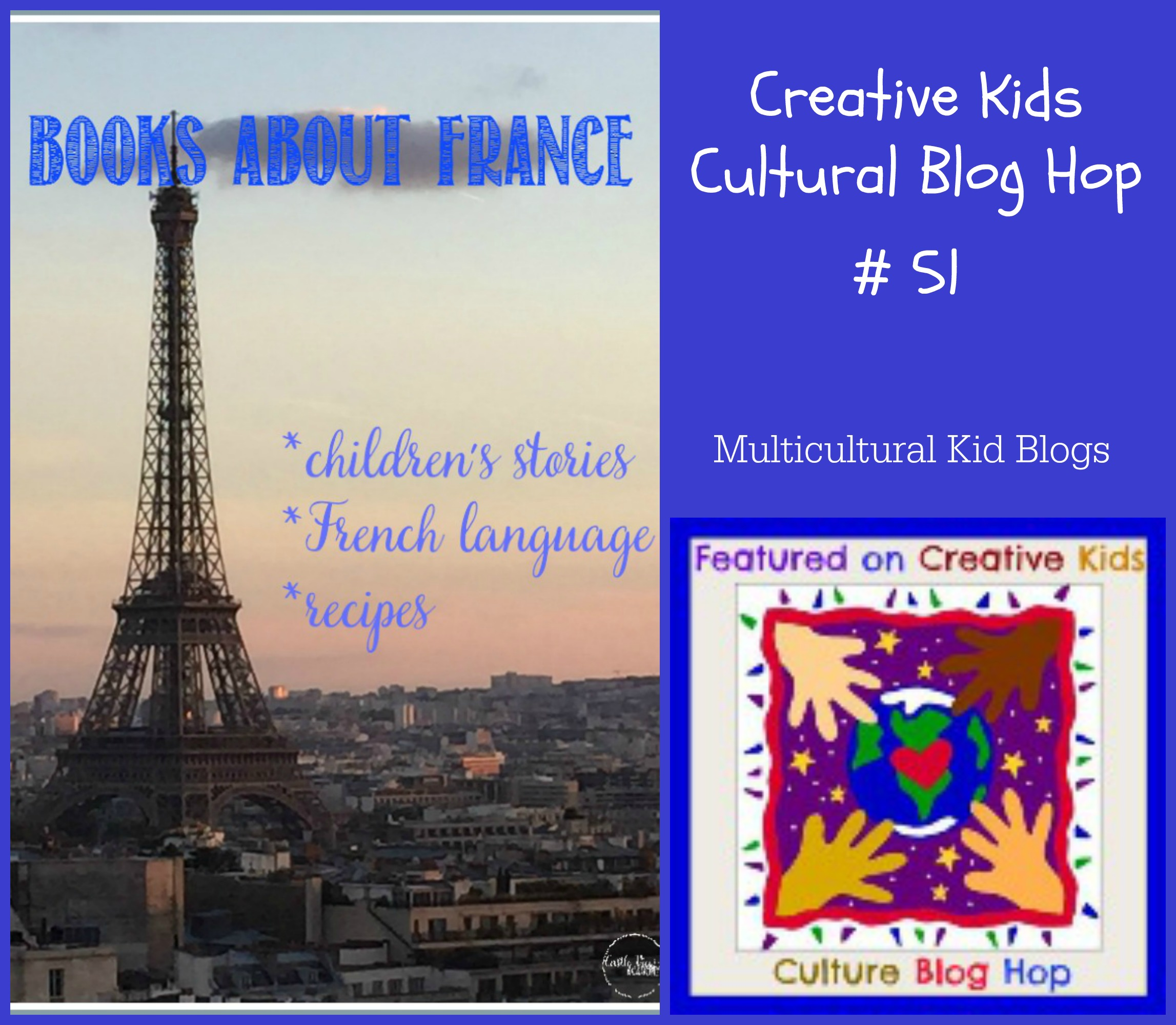 Creative Kids Culture Blog Hop May 2017