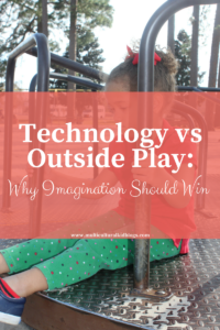 While technology is a great way to educate and entertain kids, Playing outside has innumerable long lasting benefits for kids.