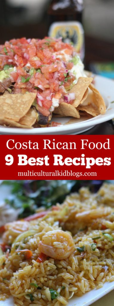 Costa Rican Recipe Roundup