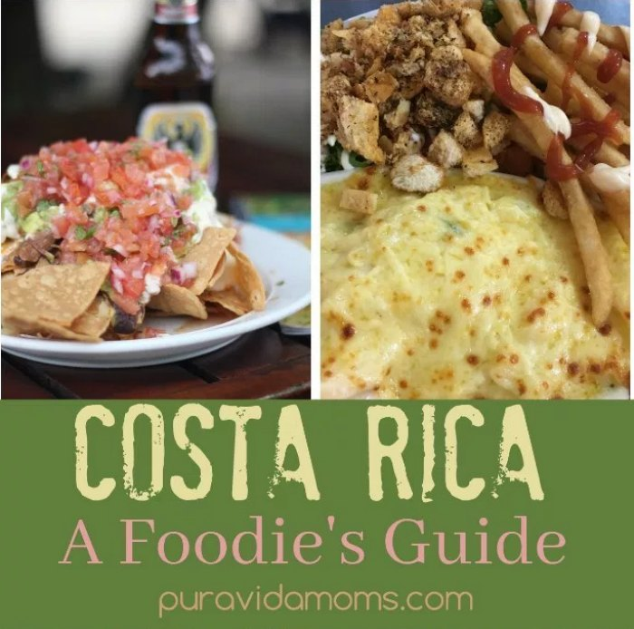 Costa Rican Food Photography