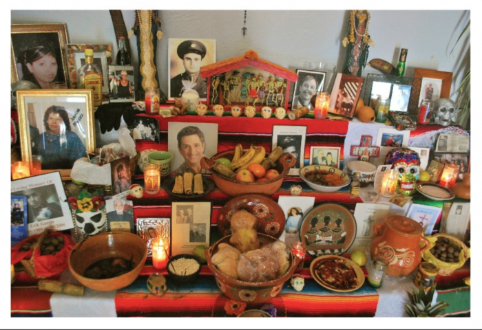 Types of foods at Day of the Dead Altar | Multicultural Kid Blogs