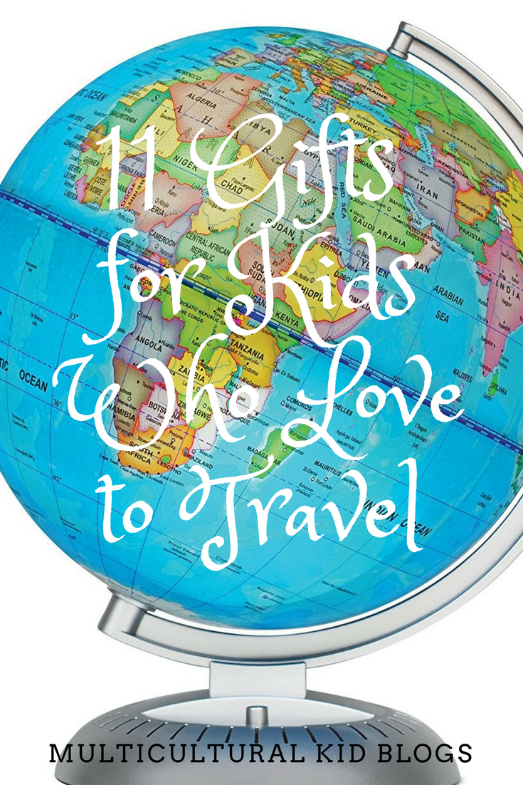 11 Travel Gifts for Kids to Make Trips Super Fun | Multicultural Kid Blogs