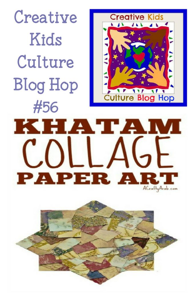 Creative Kids Culture Blog Hop #56