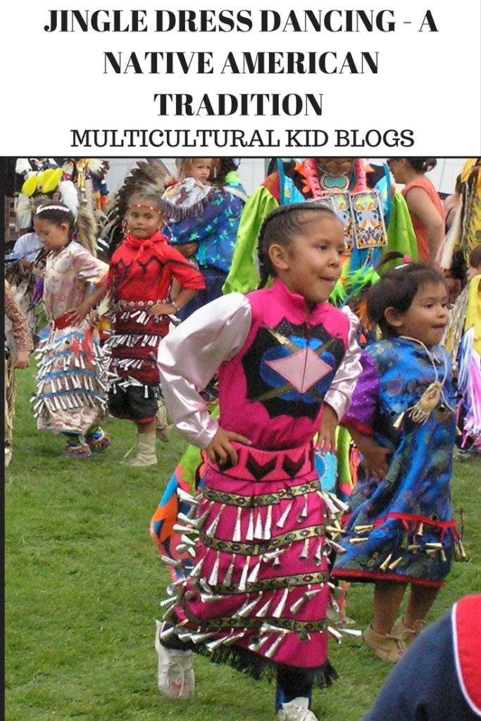 Jingle Dress Dancing – A Beautiful Native American Tradition