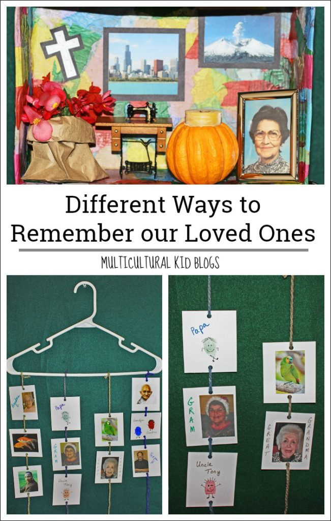 Different Ways To Remember Our Loved Ones