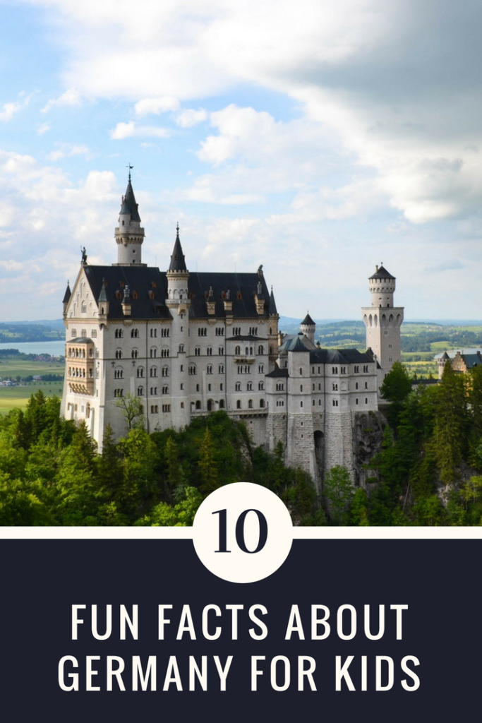 10 Fun Facts about Germany for Kids