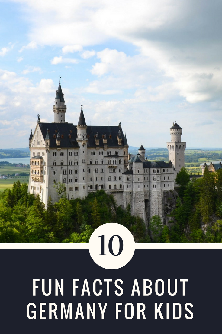 10 Interesting Cosmetology Facts: 10 Fun Facts About Germany For Kids