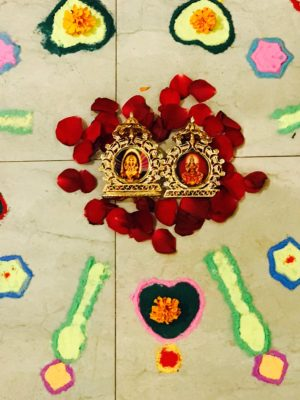 diwali rangoli Ketchupmom multicultural kid blogs
