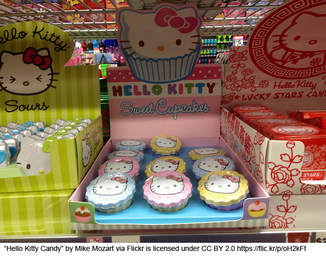 Hello Kitty - Japan fun facts for kids
