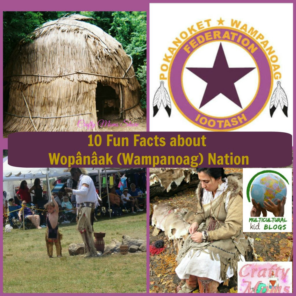 10 Fun Facts About Wopânâak (Wampanoag) Nation