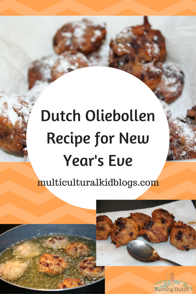 Dutch Oliebollen Recipe for New Year's Eve