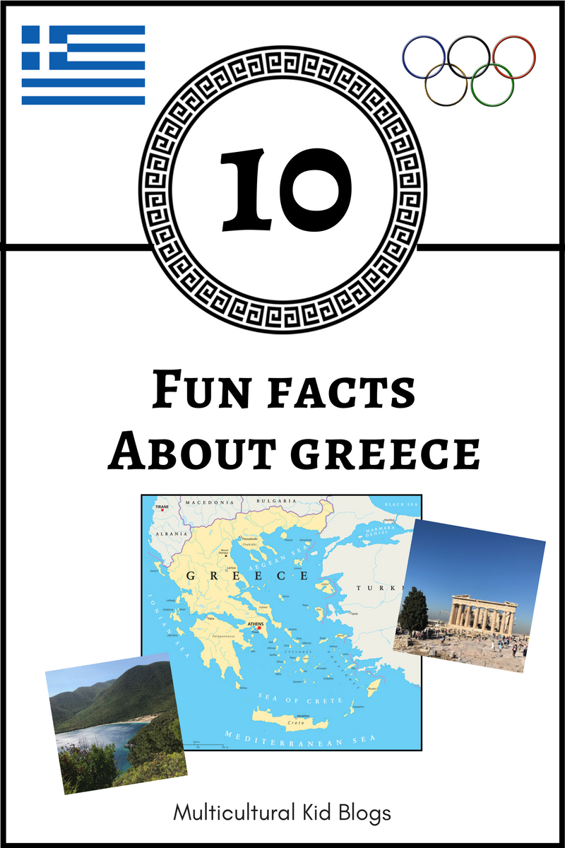 10 Fun Facts About Greece | Multicultural Kid Blogs