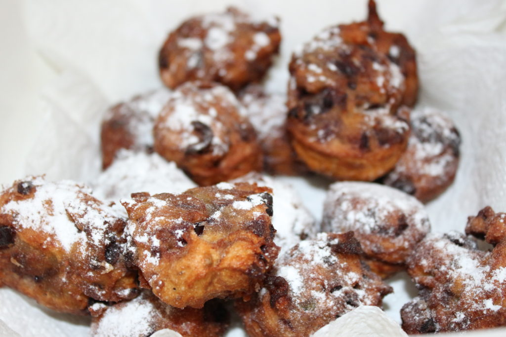 Dutch Oliebollen Recipe for New Year's Eve | Multicultural Kid Blogs