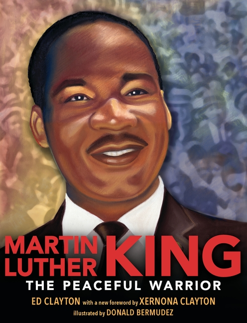 Martin Luther King: The Peaceful Warrior book cover