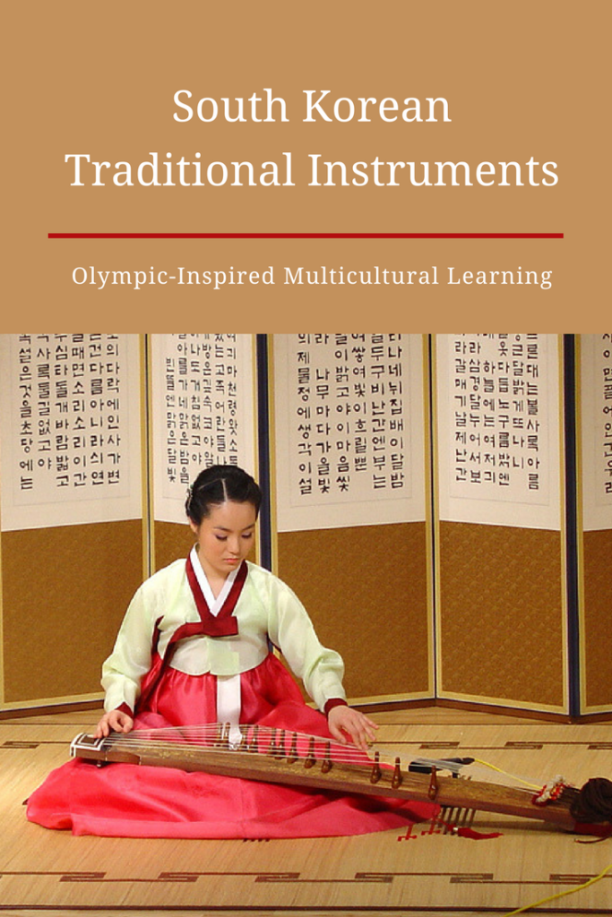 Exploring South Korean Traditional Instruments: Olympic-Inspired Multicultural Learning