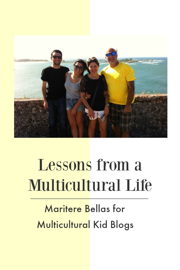 Lessons from a Multicultural Life