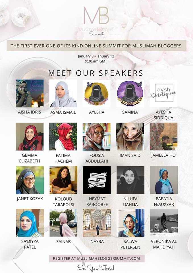 Muslimah Bloggers Summit |Multicultural kid blogs