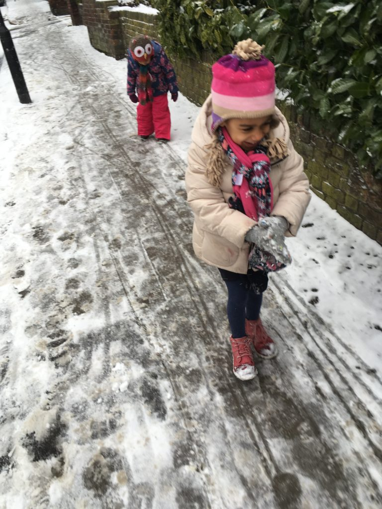Whatever the weather: Children Learn by Playing Outside - Multicultural Kid Blogs