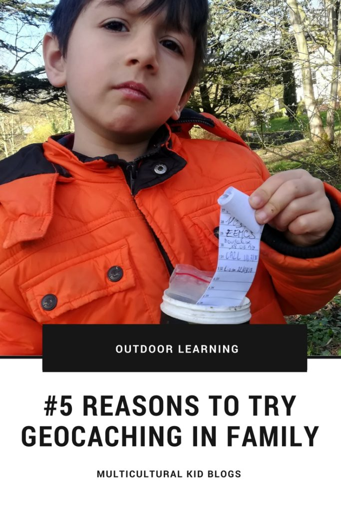 5 Reasons to Geocache with Your Family