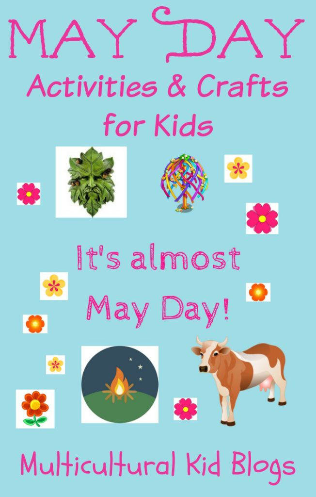 May Day Activities and Crafts for Kids