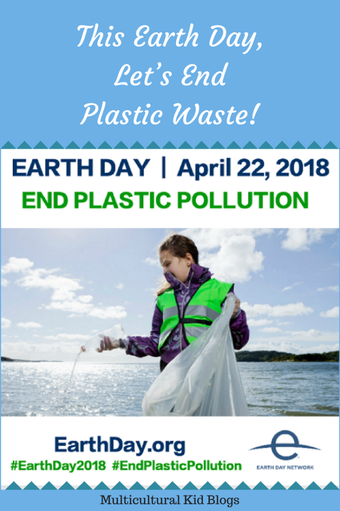 This Earth Day, Let's End Plastic Waste!