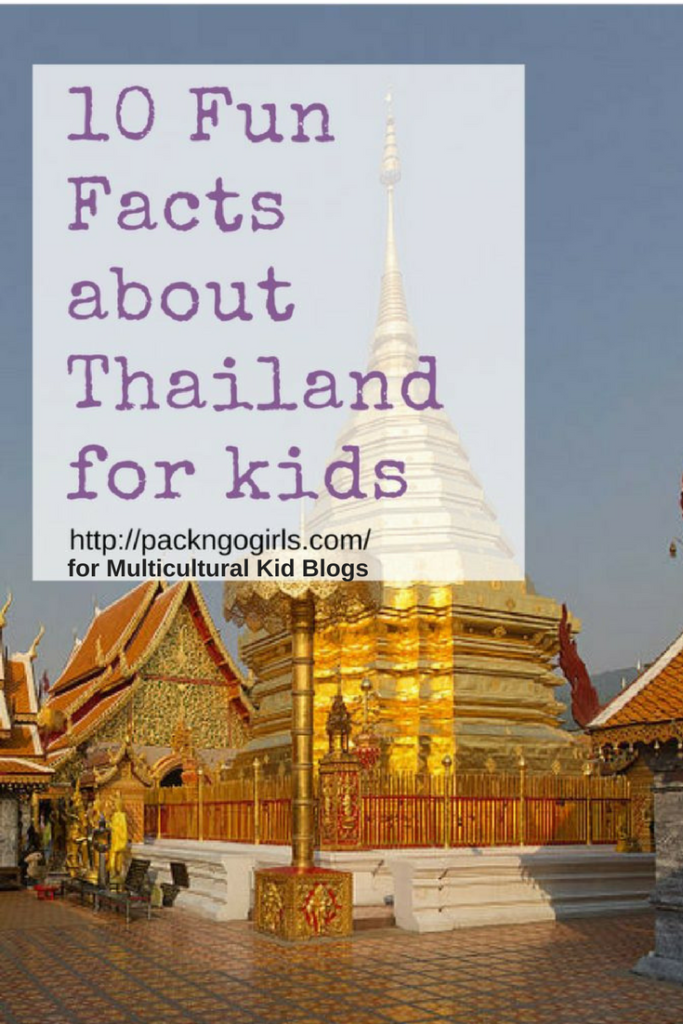 10 Fun Facts About Thailand for Kids